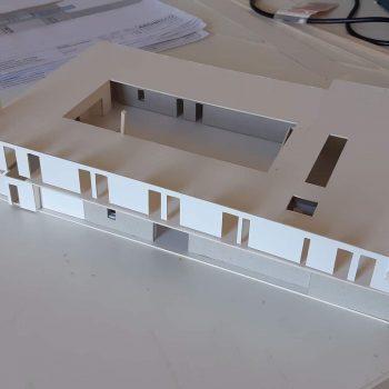 Building Design maquette 2
